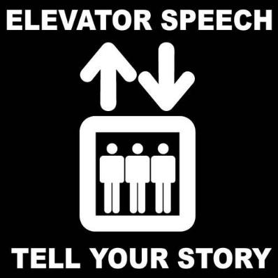 elevator speech definition